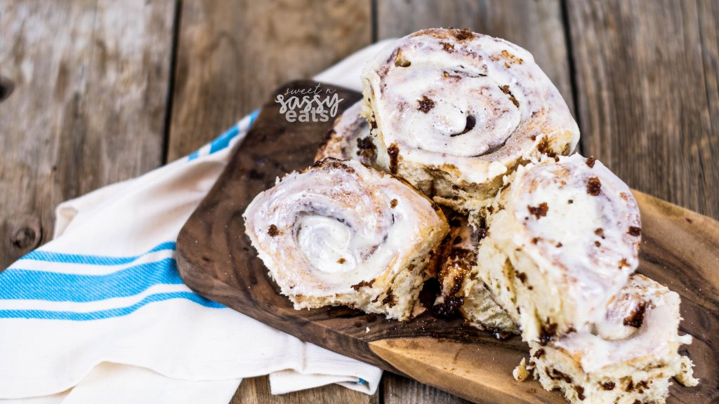 The Best Cinnamon Rolls, perfect for holiday mornings!