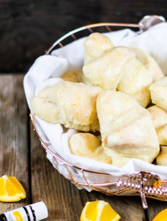 Light, fluffy dinner rolls that come out perfect every time!