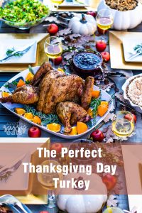 The Perfect Thanksgiving Day Turkey every time
