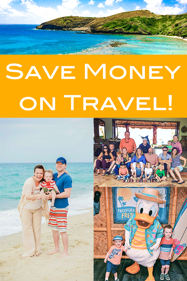 Everything you need to know about saving money on travel!