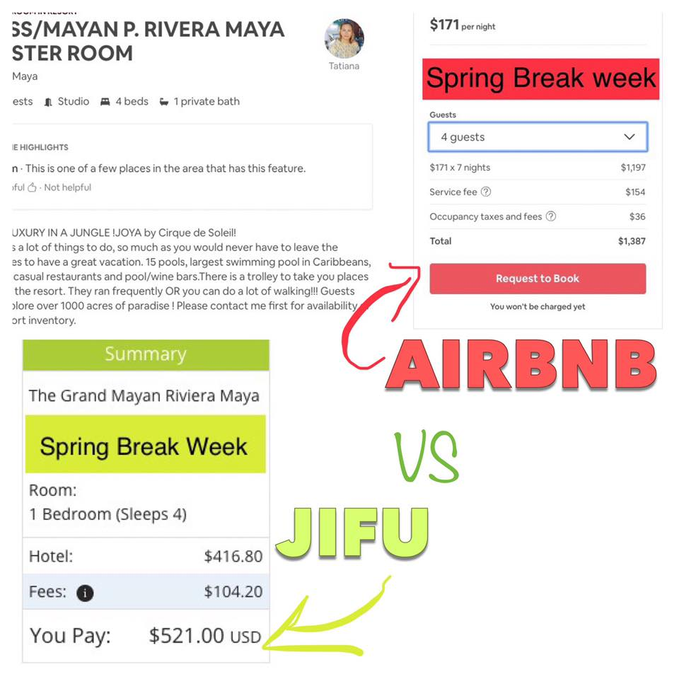 SAVE MORE THAN ON AIRBNB