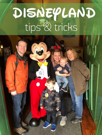 Save BIG on your next trip to Disneyland!