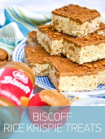 Add a sweet, buttery and slightly cinnamon flavor to your Rice Krispie Treats