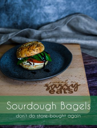 Sourdough Bagels- a delicious crispy and chewing bite